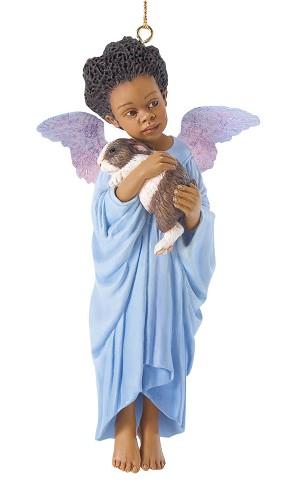 Ebony Visions_Bunny Hug 2006 Annual Ornament