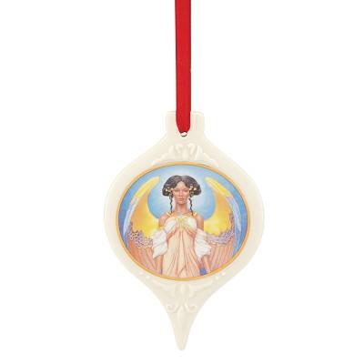 Ebony Visions_Angel of Grace Ornament