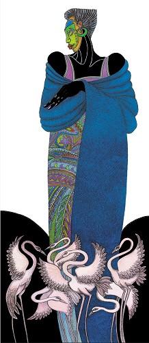 Charles Bibbs_Ebony Series 8 - Blue Limited Edition