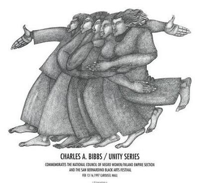 Charles Bibbs_Unity Series Limited Edition Commorative