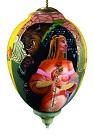 Thomas Blackshear Neqwa - Beauty and the beast Neqwa Ornament