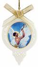Ebony Visions - The Angel Gabriel Ornament