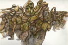 Charles Bibbs - Hats Boots And Baggy Pants Special Artist Edition Remarque