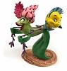 WDCC Disney ClassicsThe Little Mermaid Flounder's Fandango