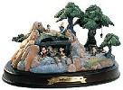 WDCC Disney Classics Snow White Seven Dwarfs' Jewel Mine