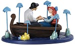 WDCC Disney Classics The Little Mermaid Eric And Ariel Kiss The Girl