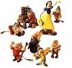 WDCC Disney ClassicsSnow White And The Seven Dwarfs Ornament Set