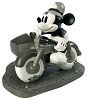 WDCC Disney Classics The Dog Napper Mickey Mouse On Patrol
