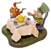 WDCC Disney Classics Alice In Wonderland Mad Hatter And March Hare A Very Merry Unbirthday