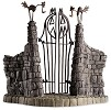 WDCC Disney Classics The Nightmare Before Christmas Gate Jack Skeletons Gate
