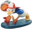 WDCC Disney ClassicsMickey's Fire Brigade Donald Duck Duck A Fire