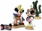 WDCC Disney ClassicsTwo Gun Mickey Color Set