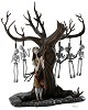 WDCC Disney ClassicsThe Nightmare Before Christmas Sally With Skeleton Tree