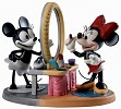 WDCC Disney ClassicsMinnie Through The Years Minnie Mouse Minnie Then And Now