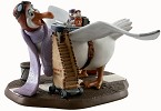 WDCC Disney Classics The Rescuers Orville Bernard And Miss Bianca Cleared For Take Off