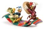 WDCC Disney ClassicsThree Caballeros Panchito, Donald and Jose Airborne Amigos