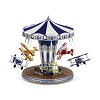 Gold Label Worlds Fair Platinum Biplane Ride