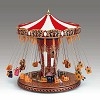 Gold Label Worlds Fair Swing Carousel