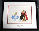 WDCC Disney Classics Alice In Wonderland Courtesy Of The Queen