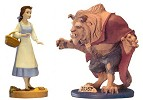 WDCC Disney Classics Beauty And The Beast Maquette